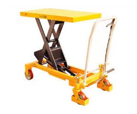 Фото - Подъемный стол гидравлический, передвижной (TF 100)