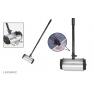Телескопический магнитный искатель с накопительным бункером и раздвижной ручкой 75-125 см (11050042)