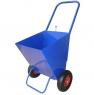 Тележка-дозатор для реагентов ТДР (объем 0,056 м³) на пневматических колесах