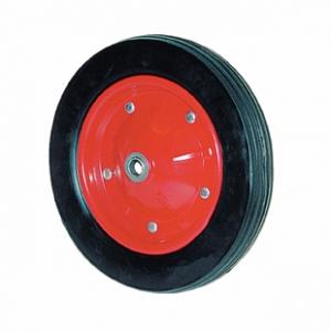 Колесо на литой резине, симметричное SR 2500