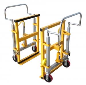 Тележка для перевозки шкафов, сейфов, мебели FM 180A - комплект из 2х штук
