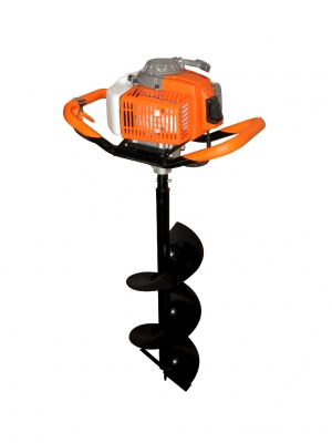 Бензобур (бензиновый земляной бур) MOLLSEN MS-71088