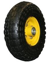 Колесо пневматическое симметричная ступица PR 1800-4/5