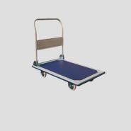 Тележки платформенные металлические, предназначены для перевозки мелкогабаритных товаров и грузов.