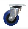 Колесо промышленное поворотное - Поворотная колесная опора, платформенное крепление SCL 42