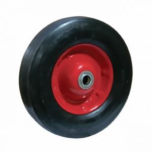 Колесо на литой резине, с симметричной ступицей SR 1900