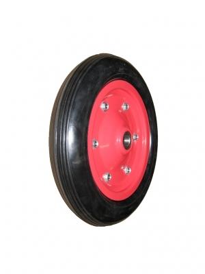 Колесо на литой резине симметричное SR 3500